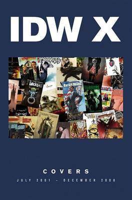 IDW X Covers