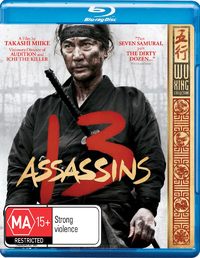 13 Assassins on Blu-ray