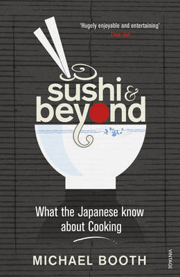 Sushi and Beyond by Michael Booth