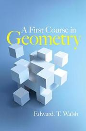 A First Course in Geometry by Edward Walsh
