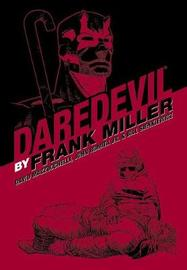 Daredevil By Frank Miller Omnibus Companion (new Printing) by Frank Miller