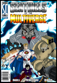 Sentinels of the Multiverse - LCG 2nd Edition