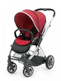 Oyster Max Stroller - Tomato