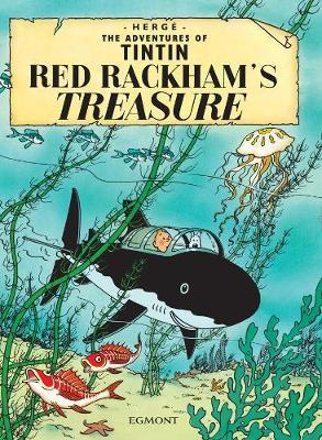Red Rackham's Treasure (The Adventures of Tintin #12) by Herge