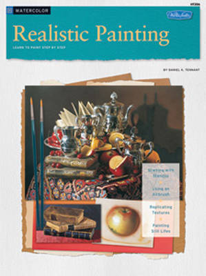 Watercolor: Realistic Painting: Learn to Paint Step by Step by Daniel K Tennant image
