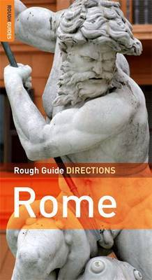 Rough Guide Directions Rome by Martin Dunford