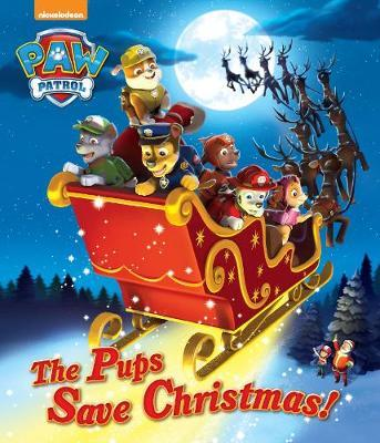Nickelodeon PAW Patrol The Pups Save Christmas! image