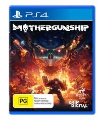 Mothergunship for PS4