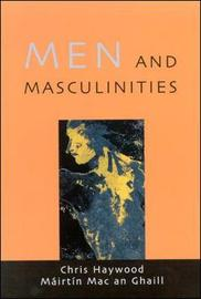 MEN AND MASCULINITIES by Chris Haywood image