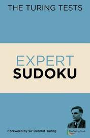 The Turing Tests Expert Sudoku by Eric Saunders