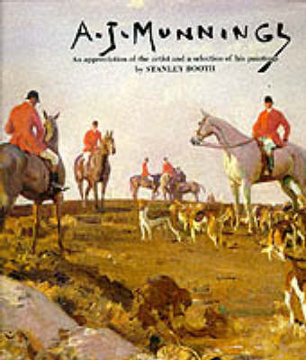 Sir Alfred Munnings 1878-1959 by Stanley Booth image