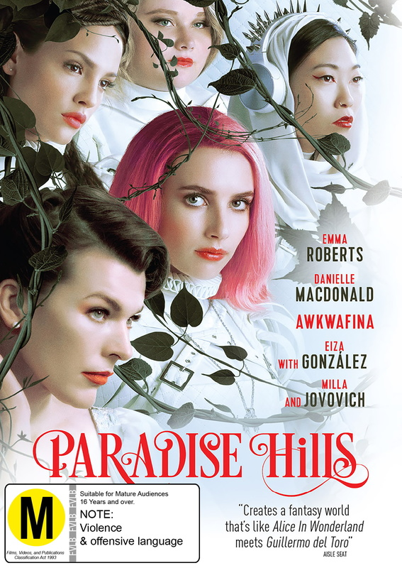 Paradise Hills on DVD