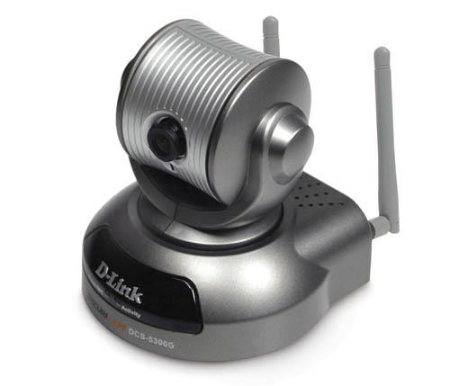 D-Link Securicam Network Internet Security Camera DCS-5300G