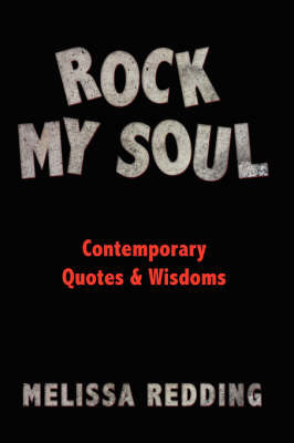 Rock My Soul by Melissa Redding