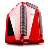 Deepcool Steam Castle Micro ATX Gaming Case (Red)