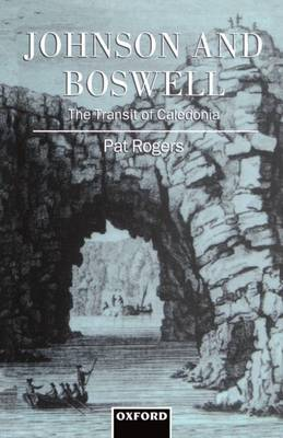 Johnson and Boswell: The Transit of Caledonia by Pat Rogers image