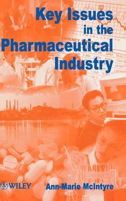 The Key Issues in the Pharmaceutical Industry by A.M. Craig image