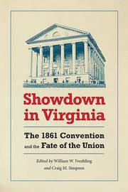 Showdown in Virginia image