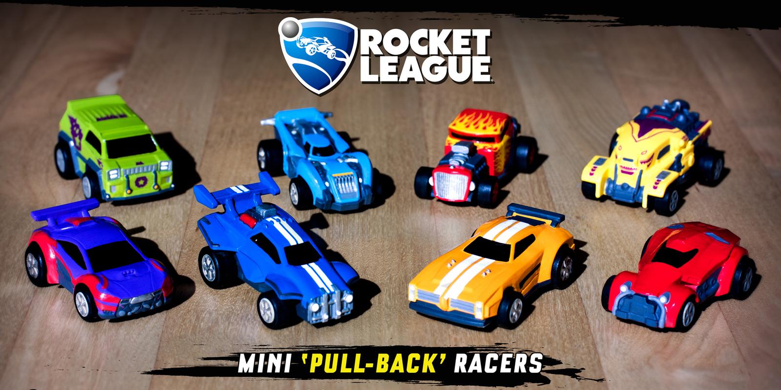 Rocket League - Pull Back Racer (Blind Bag) image