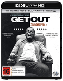 Get Out on UHD Blu-ray