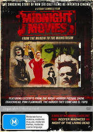 Midnight Movies - From The Margin To The Mainstream on DVD image