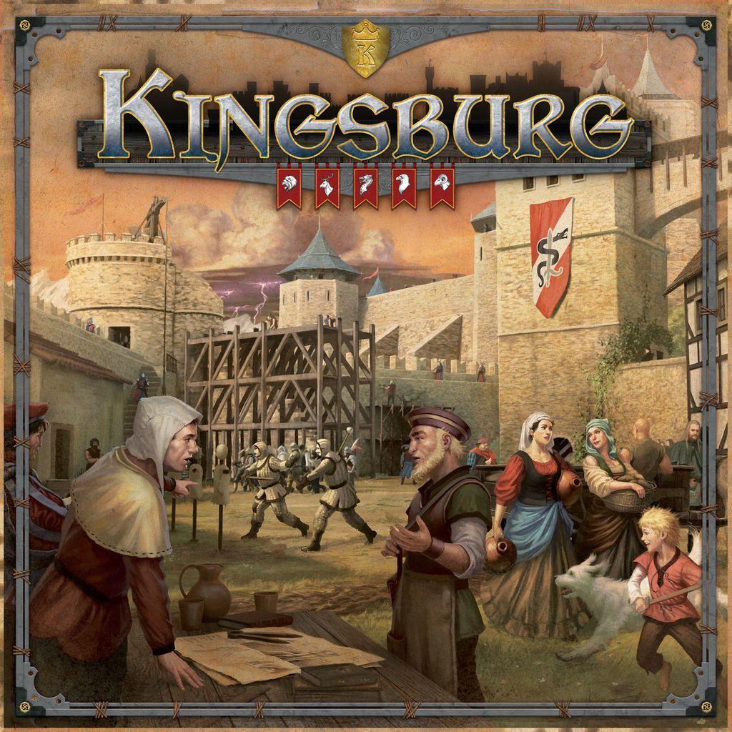 Kingsburg - Second Edition image