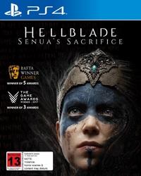 Hellblade: Senua's Sacrifice for PS4