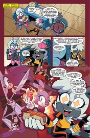 Sonic The Hedgehog: Tangle & Whisper - #0 by Ian Flynn image