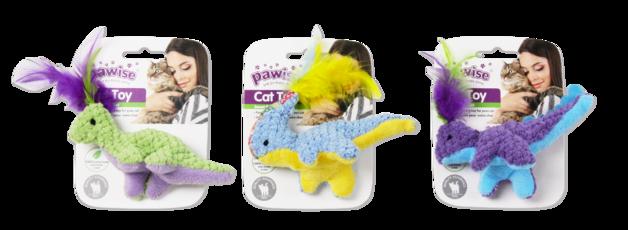 Pawise: Meow Meow Life - Dinosaur