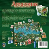 Amazonas - exploration game image