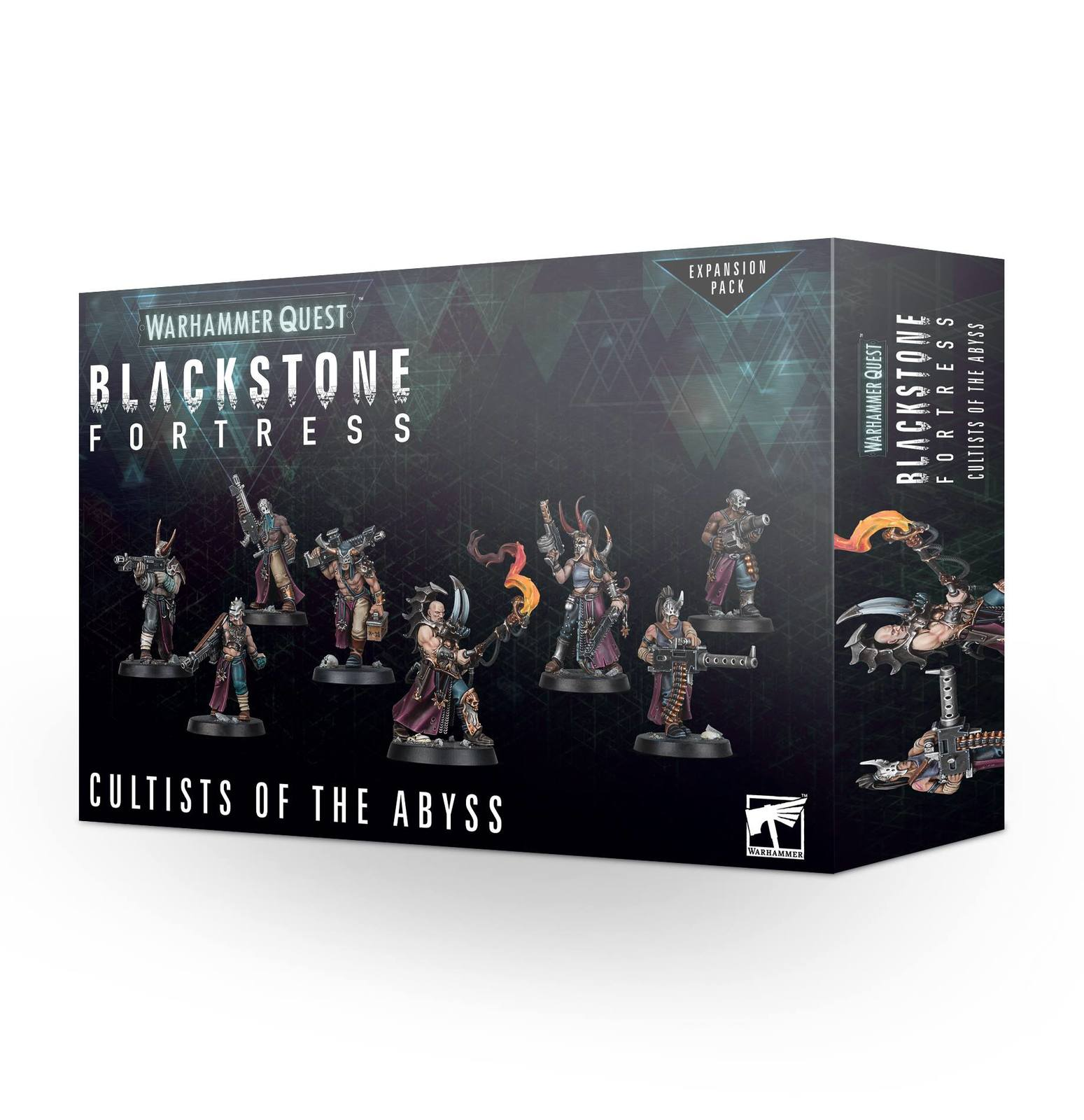 Blackstone Fortress: Cultists of the Abyss image