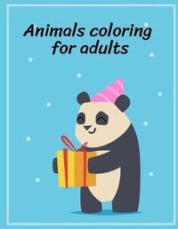 Animals Coloring for Adults by Harry Blackice