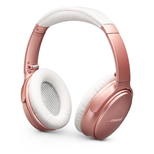 Bose: QC35II QuietComfort 35 II Wireless Headphones - Rose Gold