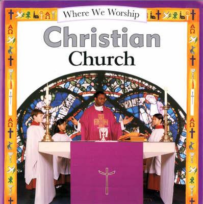 Christian Church by Angela Wood image