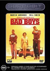 Superbit - Bad Boys on DVD
