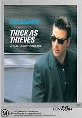 Thick As Thieves on DVD
