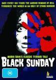 Black Sunday on DVD