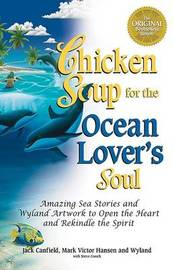 Chicken Soup for the Ocean Lovers Soul by Jack Et Al Canfield image