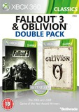 Fallout 3 & The Elder Scrolls IV Oblivion Double Pack (Classics) for Xbox 360