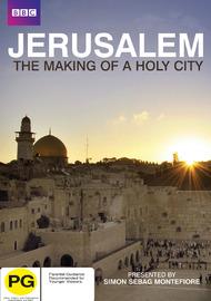Jerusalem: The Making of a Holy City on DVD