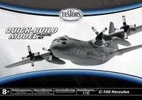 Testors - C130 Hercules 1/130 Model Kit image