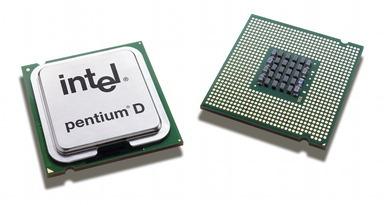 Intel Pentium D #820 BTX 2.8GHz 2X1MB 800MHz FSB LGA775  2x1Mb L2 Cache