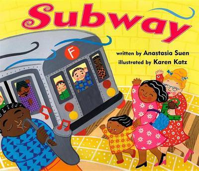 Subway by Anastasia Suen image