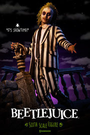 "Beetlejuice - 12"" Figure"