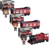 Harry Potter & The Hogwarts Express Pop! Vinyl Bundle