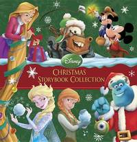 Disney Christmas Storybook Collection (18 Stories, incl Frozen) by Various ~
