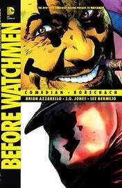 Before Watchmen by Brian Azzarello