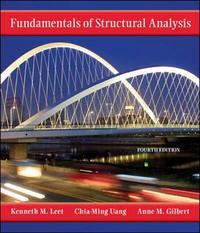 Fundamentals of Structural Analysis by Kenneth M. Leet image