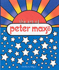 Art of Peter Max by Charles A. Riley image