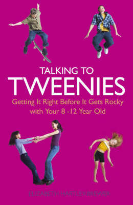 Talking to Tweenies by Elizabeth Hartley-Brewer image
